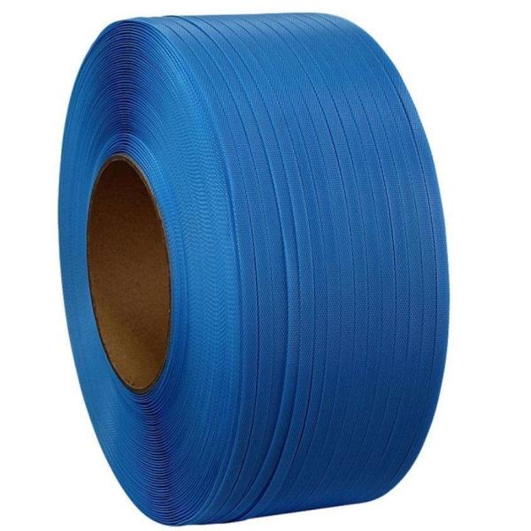 蓝色打包带